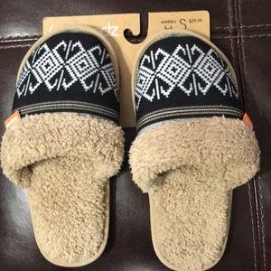 Brand New Slippers